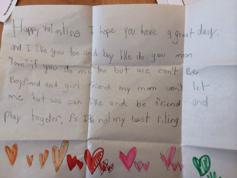 These ChildrenS Breakup Letters Show How Savage Kids Are These