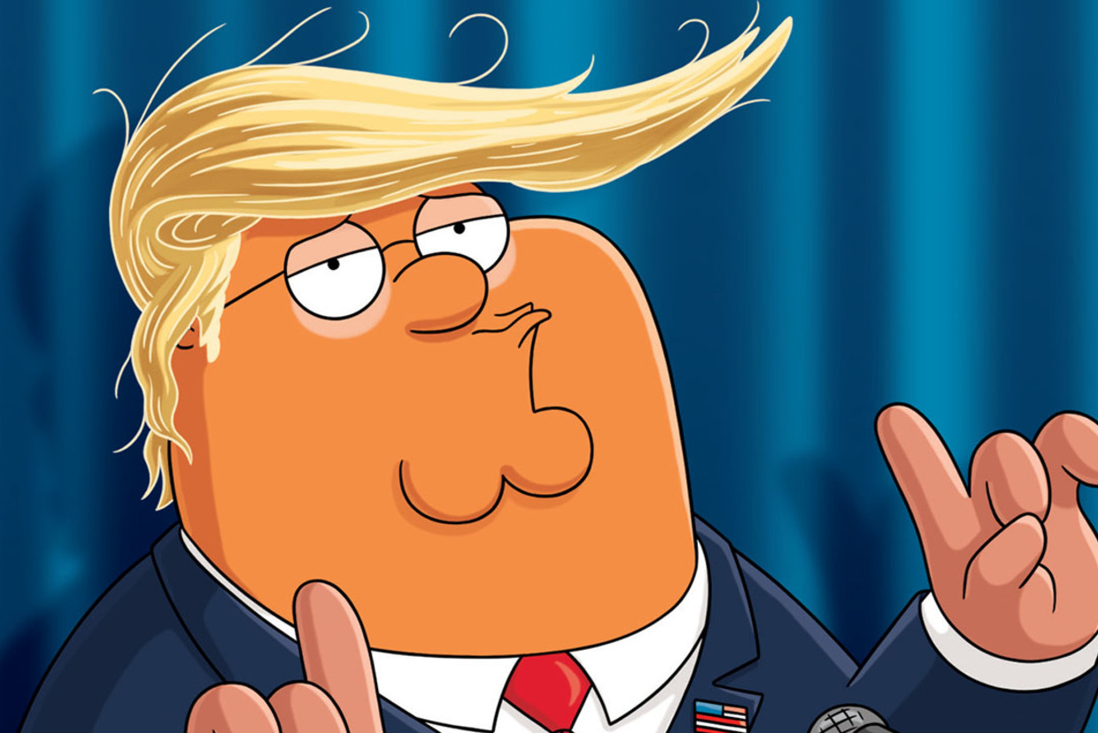 Item family guy trump emmy campaign 0