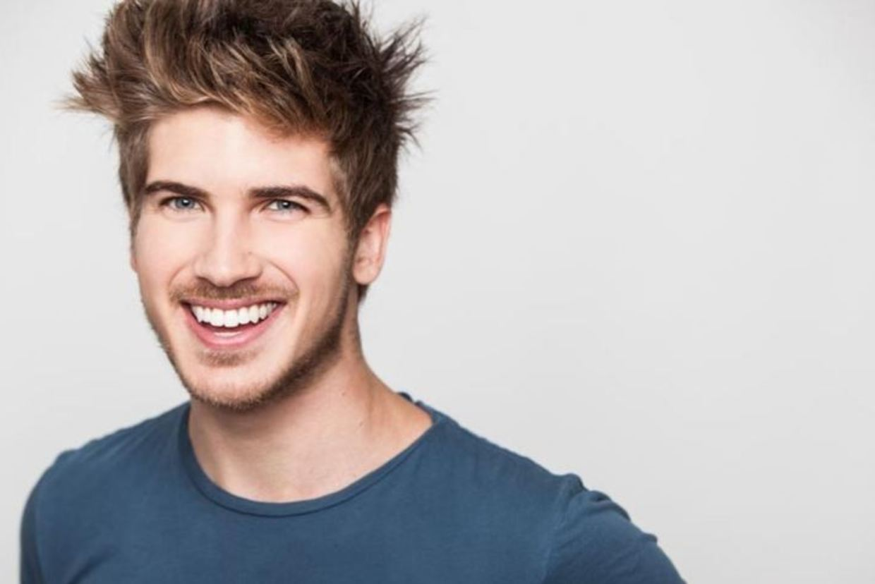 Joey graceffa top 10 most handsome youtubers in the world item