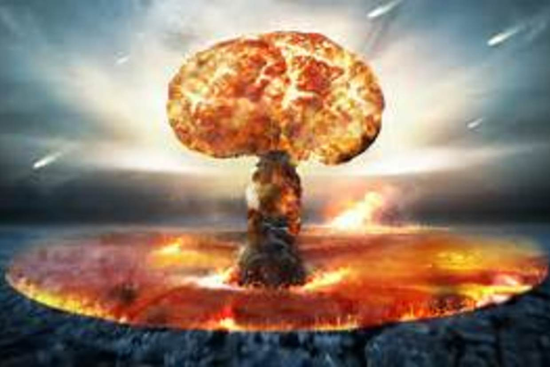 Во сне взорвалась атомная бомба